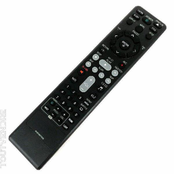 Nouvelle télécommande d'origine pour lg home cinéma audio