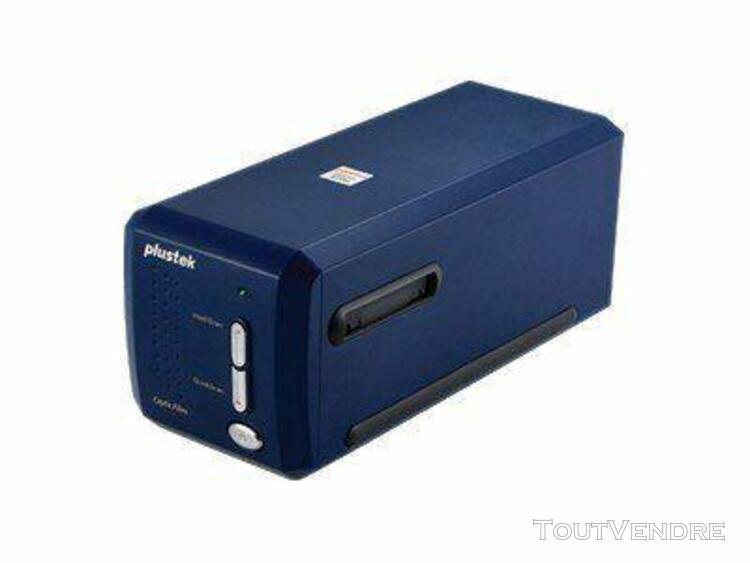 plustek opticfilm 8100 - scanner de pellicule (35 mm) - pell