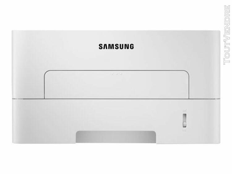 samsung xpress sl-m2835dw - imprimante - monochrome - recto-
