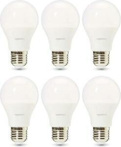 5 x 8 watts LED bouchon à vis gls lampe ampoule lumière jour E27 Es Ampoule Lampes