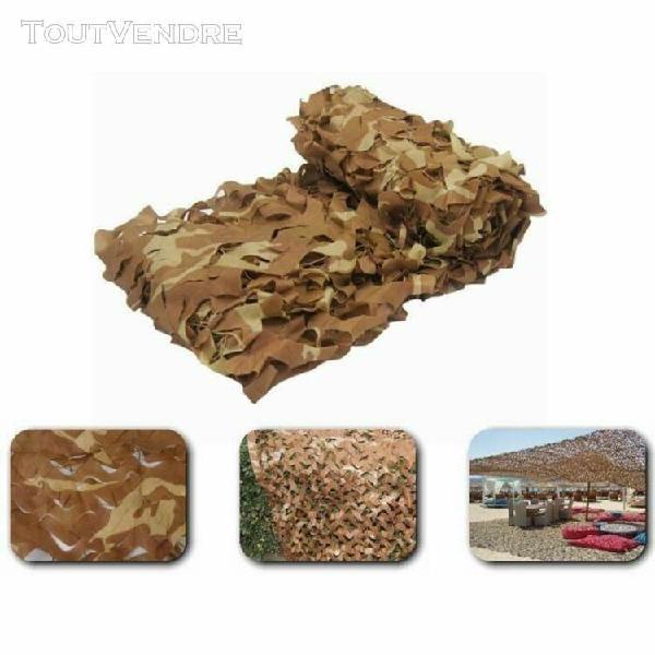 filet de camouflage desert militaire woodlands feuille pour