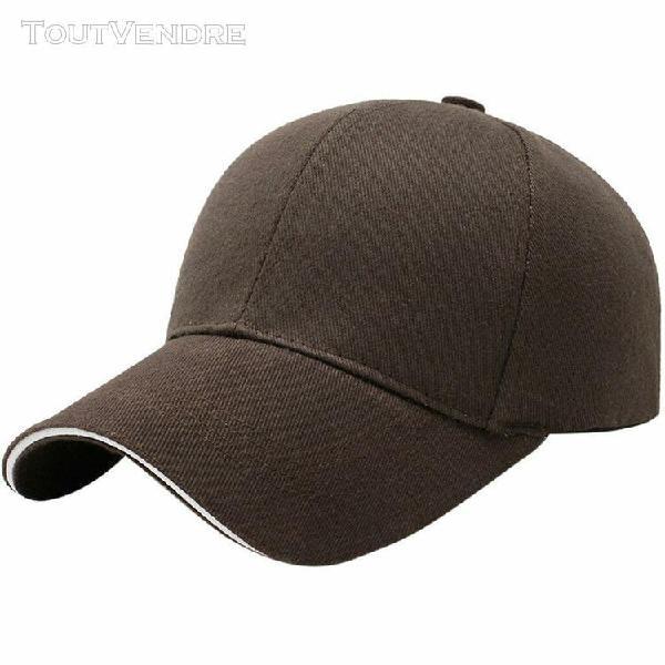 sports de balle outdoor sport courir baseball casquette homm