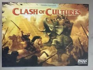 Clash of cultures - splendide jeu de stratégie - version