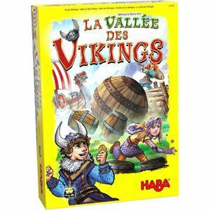 La vallée des vikings - haba - spiel des jahres 2019 - jeu