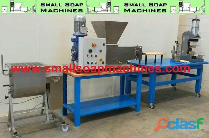 Machines à fabriquer du savon