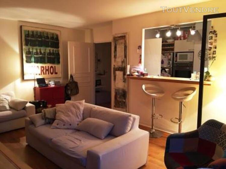 Appartement levallois perret 3 pièces 70 m2 balcon, park et