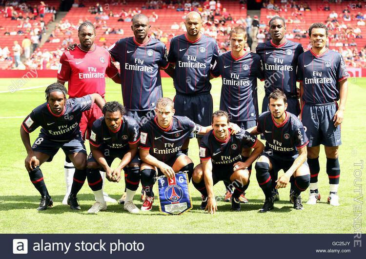 Maillot psg paris st-germain saison 2009/2010 (taille m)