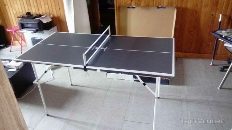 Mini table de ping-pong *décathlon* en super etat / avec