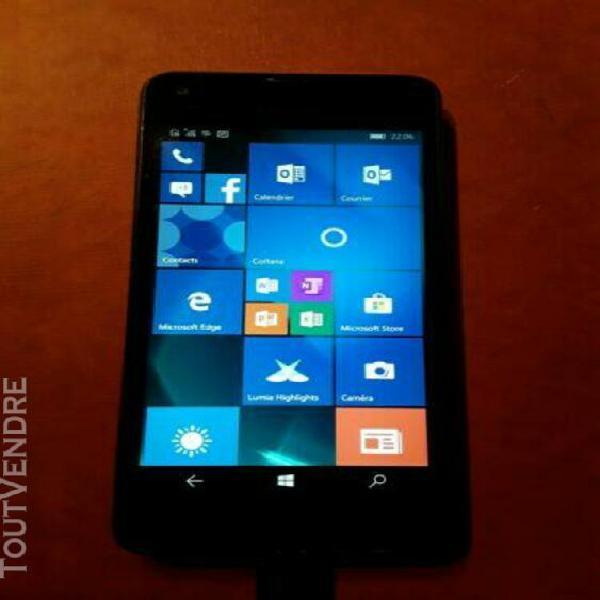 Mobile microsoft lumia 550