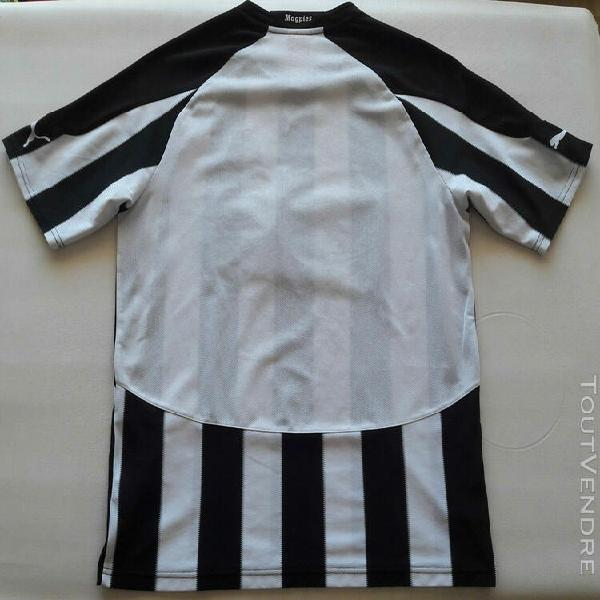 Newcastle united fc - taille l - puma maillot foot - nufc do