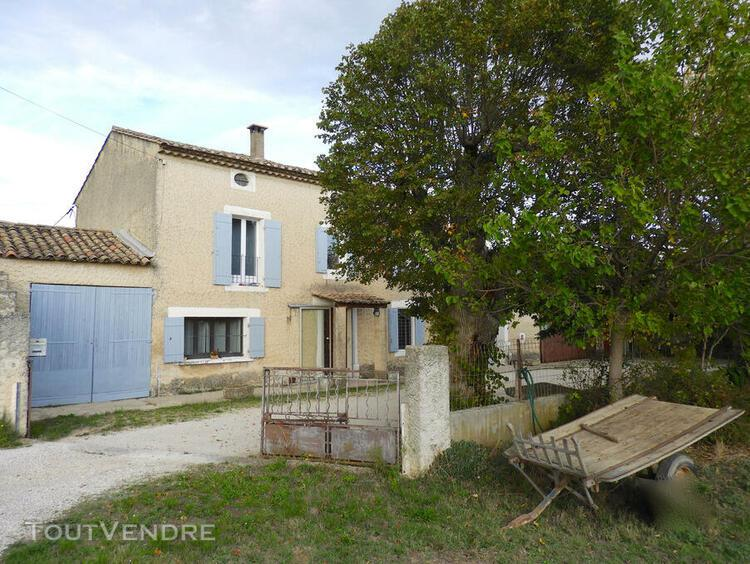 Vente maison vaucluse robion