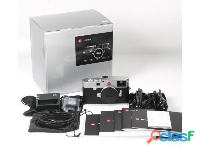 Appareil photo numérique Leica M10 (Argent) 1