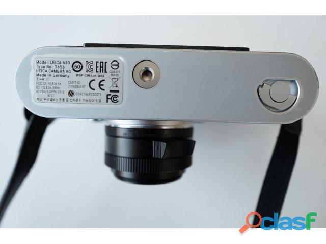 Appareil photo numérique Leica M10 (Argent) 3