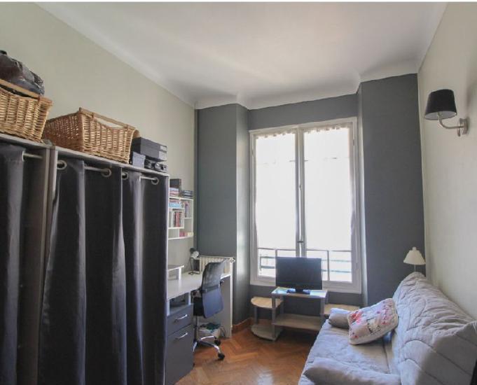 Appartement t3 de 64 m2 à nice libération