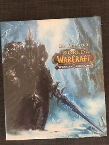Die kunst von world of warcraft wrath of the lich king art