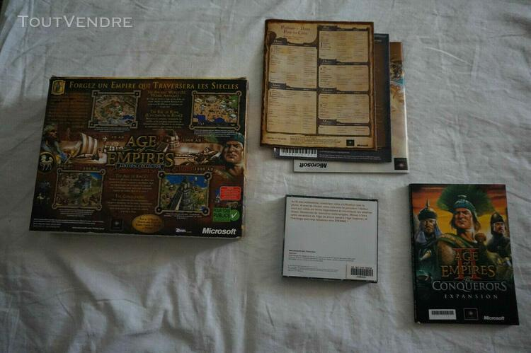 Age of empire édition collector pc