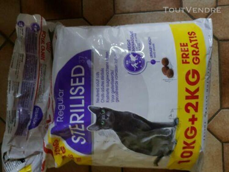 Croquettes pour chats royal canin sterilised 37  sac de