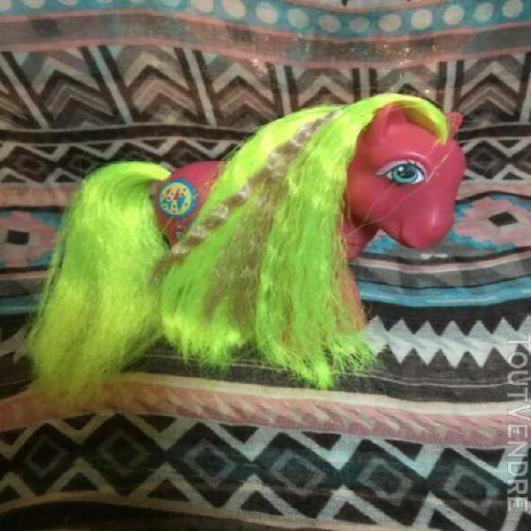 My little pony /mon petit poney hasbro g1 1987 sweet notes r