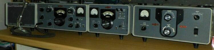 Collins kwm-2 wing emblem transceiver line ham radio