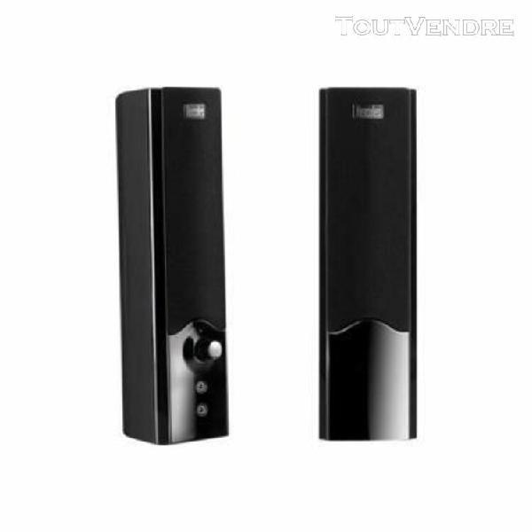 Hercules xps 2.0 10 gloss - enceinte - noir