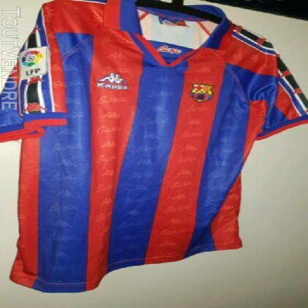 Maillot de football - ronaldo fc barcelone