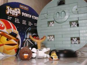 Angry birds star wars jenga death star game jeu de société