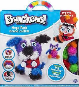 Bunchems - 6026103 - loisirs créatifs - mega pack - modèle