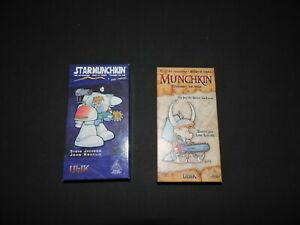 Lot munchkin / starmunchkin star steve jackson games kovalic
