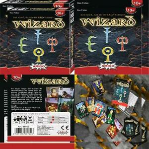 "Amigo - 6900 - jeu de cartes ""wizard"" - langue: allemande"