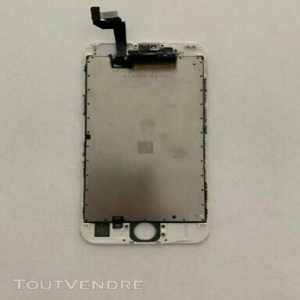 Lot 2 ecran verre cassé origine iphone 6 complet et 6s non
