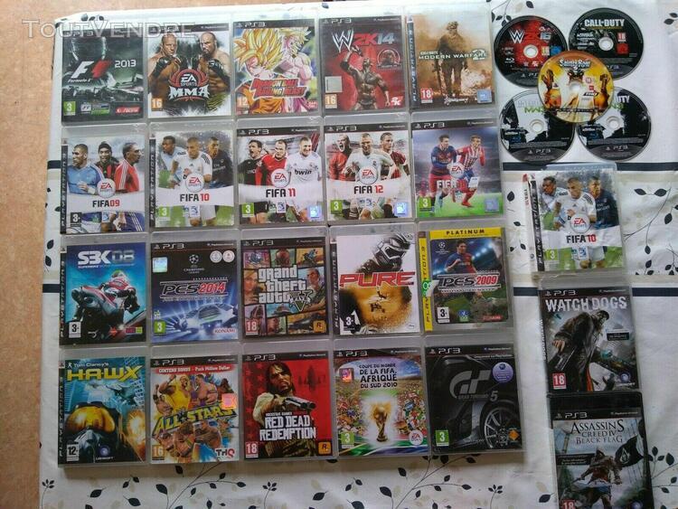 Lot jeux ps3