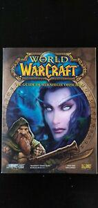 Rare !!! guide strategique officiel world of warcraft