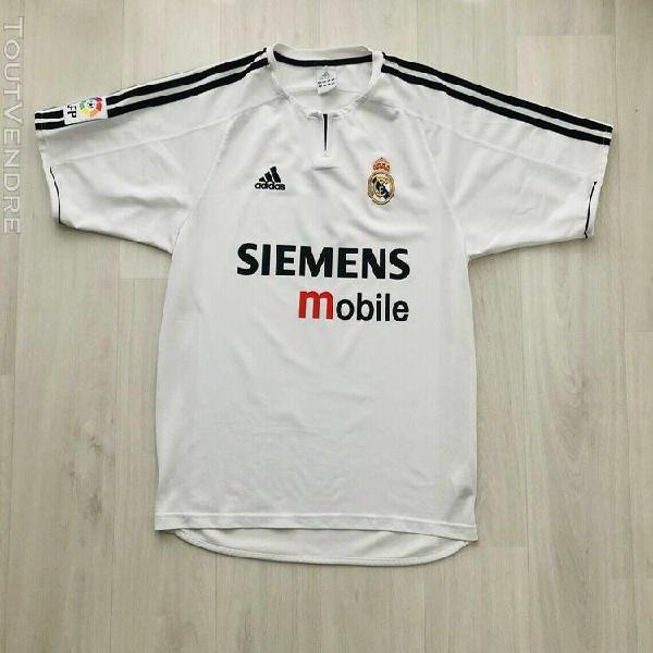 Ronaldo real madrid 2003 2004 maillot shirt jersey camiseta
