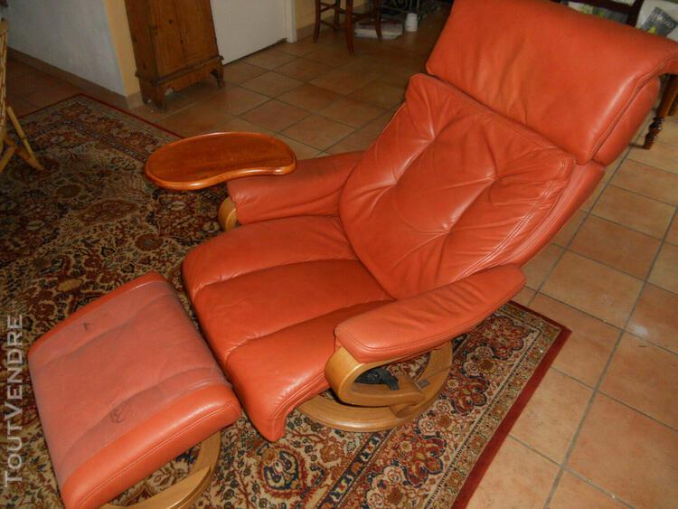 Fauteuil Relaxation Cuir Offres Janvier Clasf