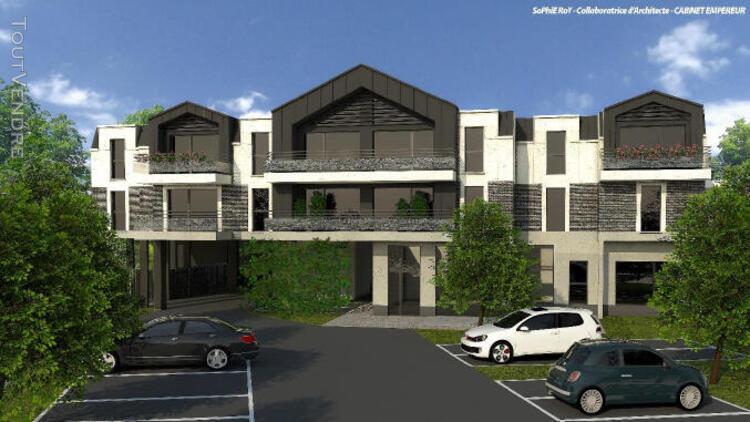 Appartement duplex neuf saint jean le blanc 4 pièce(s) 76