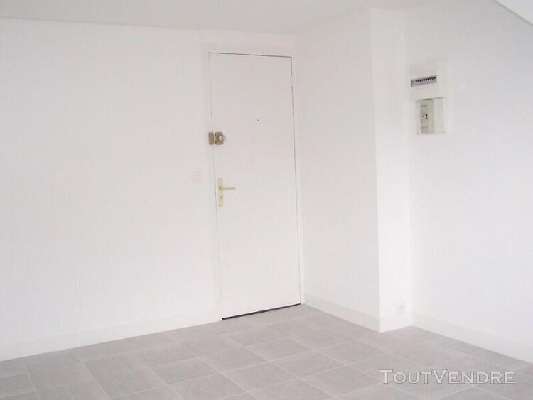 Appartement saint maurice 3 pièces - 50,73 m² au sol