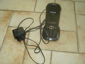 Combiné téléphone sans fil de marque siemens