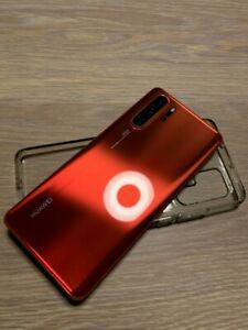 Huawei p30 pro orange sunrise 128go
