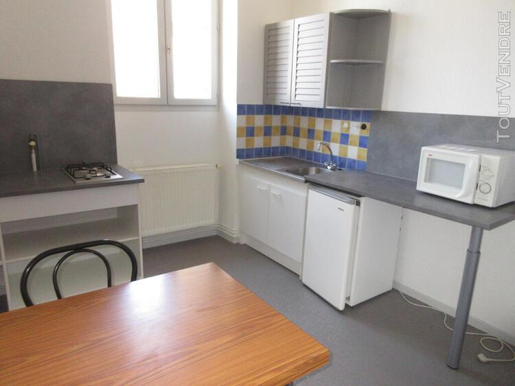 Location appartement f1 montlucon