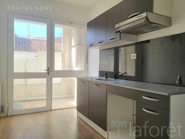 Perpignan - t4 rénové - garage et balcons