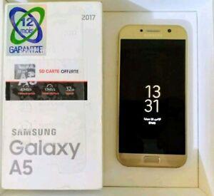 Samsung galaxy a5 2017 - a520f - 32gb - couleur or