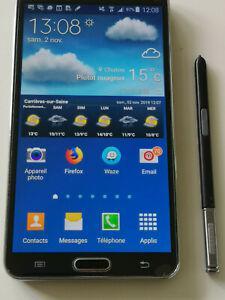 Samsung galaxy note 3 - 32 go - noir (désimlocké)