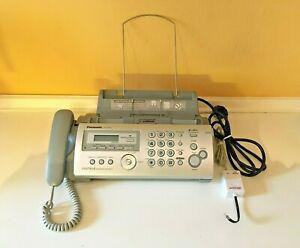 Telephone fax repondeur panasonic kx-fp215jt telefono fax