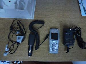 Téléphone mobile nokia 6610i - gris fonctionne avec