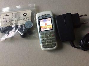 Téléphone portable alcatel blanc débloque vintage
