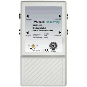 Amplificateur répartiteur axing tvs 14