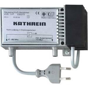 Amplificateur tv kathrein vos 11/f 230073 11 db 1 pc(s)