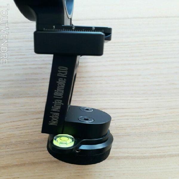 Tête panoramique nodal ninja ultimate r10 pour canon eos