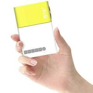 Artlii mini projecteur, led videoprojecteur portable,pico