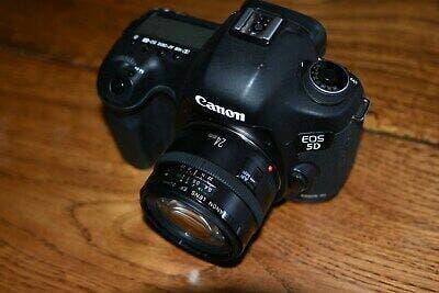 Canon eos 5d mark iii 22,3 mpix